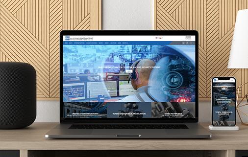 OHI Telecommunications- Website