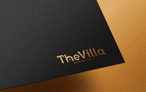 The Villa- Brand Identity