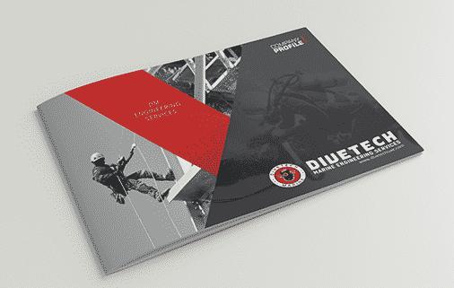 Divetech Marine- Brochure